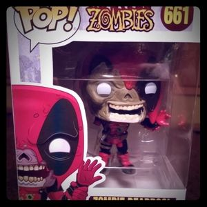 Funko POP! Zombie Deadpool #661